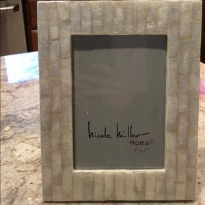 Nicole Miller Accessories Home Picture Frame Poshmark